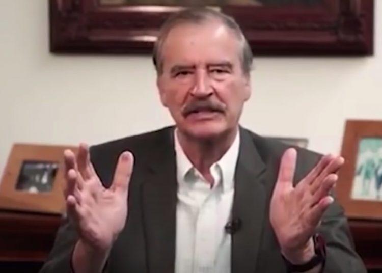 """Vicente Fox llama """"héroes de la democracia"""" a dirigentes de alianza Va por México"""