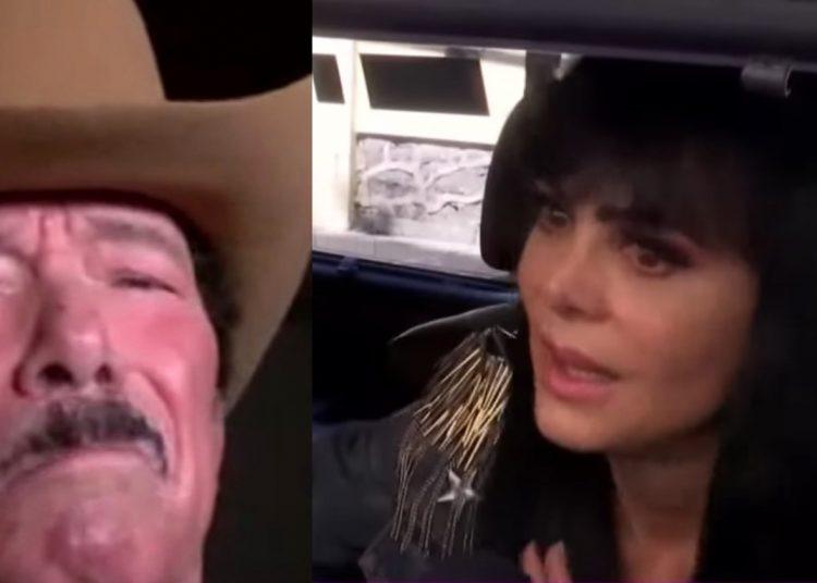 """""""No tiene mad..."""": Maribel Guardia le manda fuerte mensaje a Lalo Mora"""