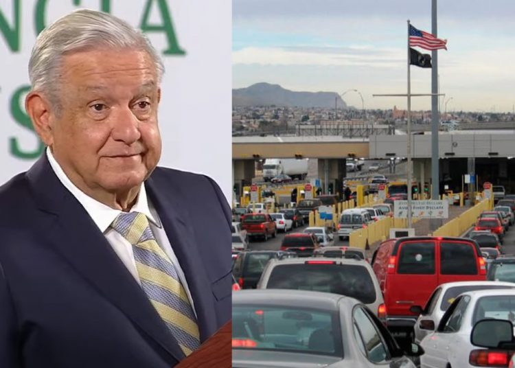 AMLO celebra la reapertura de frontera entre México-EU en noviembre próximo