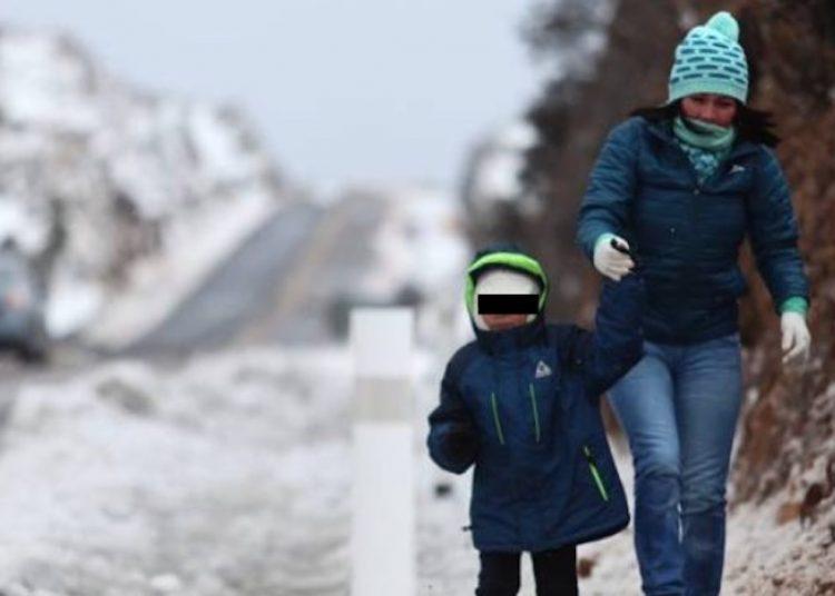 Llega el frío a México; se esperan temperaturas mínimas en el país