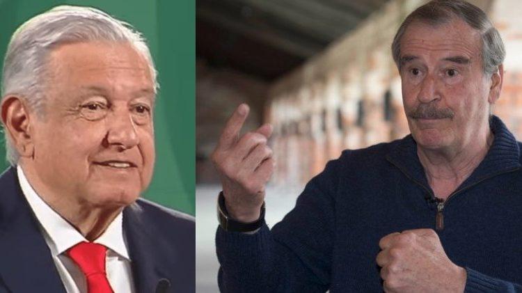 """Vicente Fox afirma que reforma eléctrica de AMLO es una """"gigantesco retroceso"""