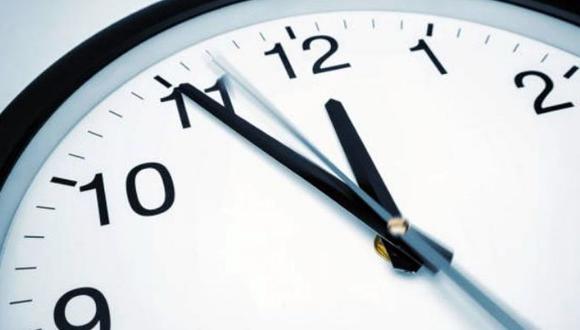 Cuándo es el cambio horario en México