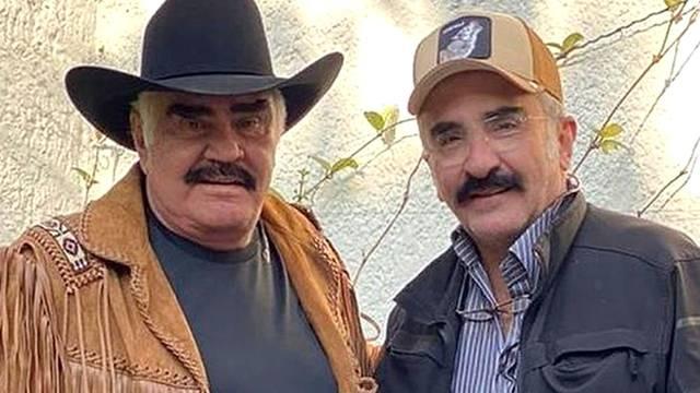 Vicente Fernández Jr. responde a rumor de que Vicente Fernández sería desconectado