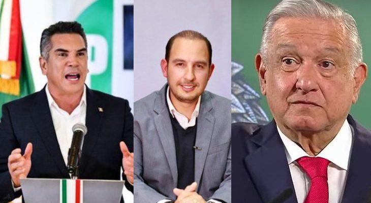 Va por México acudirá a la SCJN para frenar revocación de mandato de AMLO