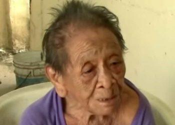 Doña Altagracia vive en Mérida y cuida de su nieto desde que murió su hija, ahora el padre del menor quiere quitárselo