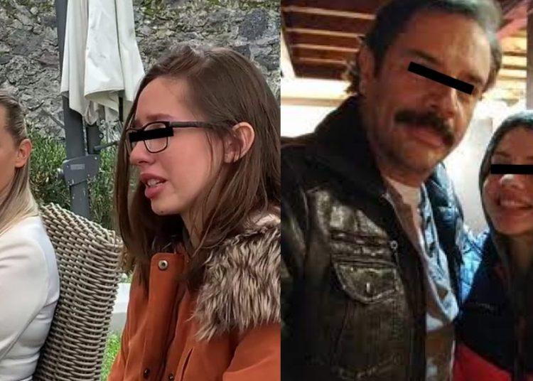 Daniela, hija de Héctor Parra, sospecha que su hermana sufrió abuso por el esposo de Ginny Hoffman