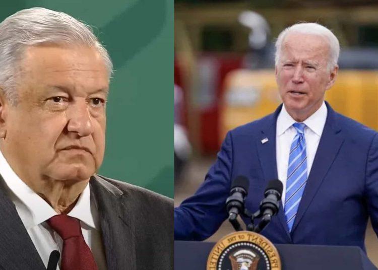 Van a seguir viniendo funcionarios y senadores a México, observarán y revisarán los planes que estamos proponiendo, comentó el presidente.