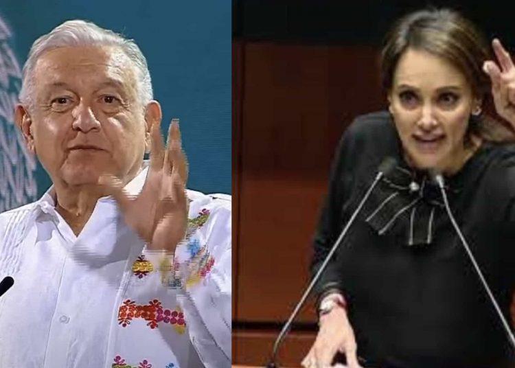 López Obrador afirmó que le entristece no poder acompañar a la economista Ifgenia Martínez, quien recibirá la Medalla Belisario Domínguez