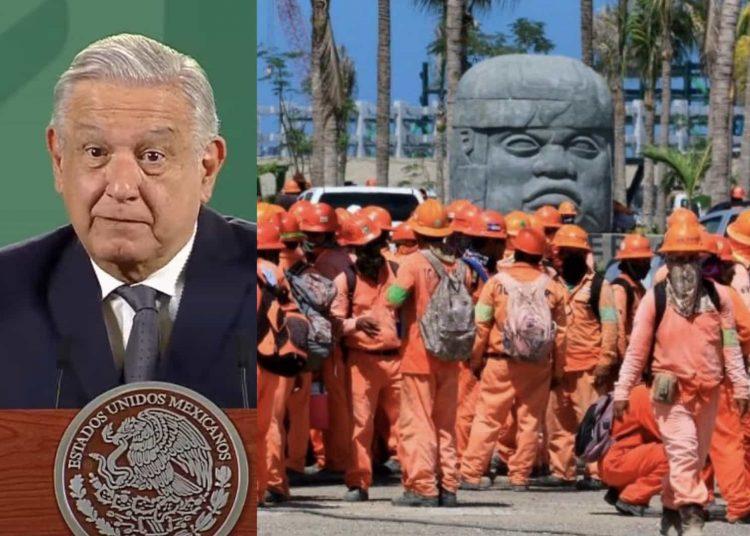 """El Presidente explicó que el nombre será en honor a """"la cultura madre"""" y aseguró que no hay """"mano negra"""" en busca de frenar la obra"""