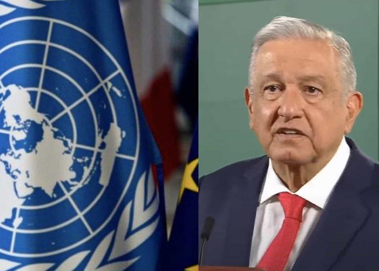 El presidente de México detalló que su primer mensaje ante la ONU estará enfocado en lo que él considera que es el principal problema que afecta a todos los países del mundo