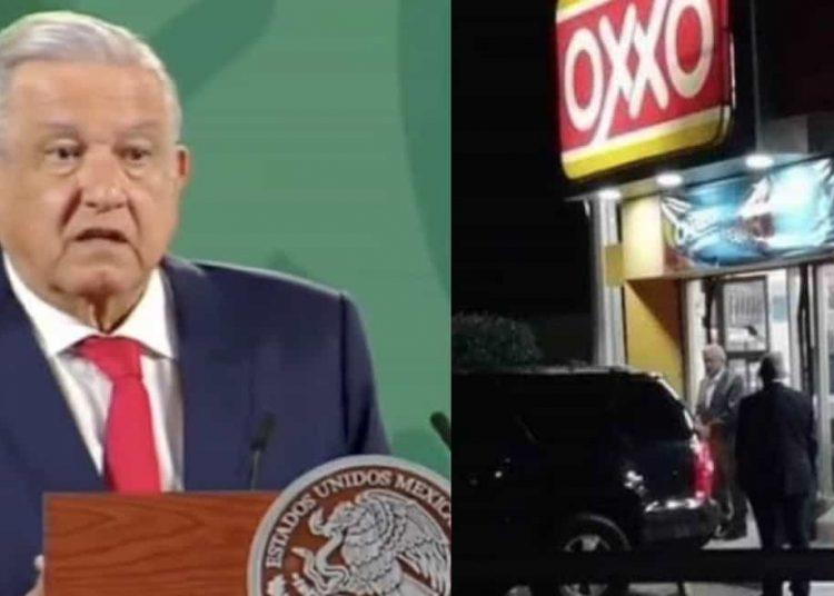 López Obrador ha manifestado que la cadena de tiendas pagaba muy poca luz, además, la acusó de no querer desembolsar dinero correspondiente a impuestos.
