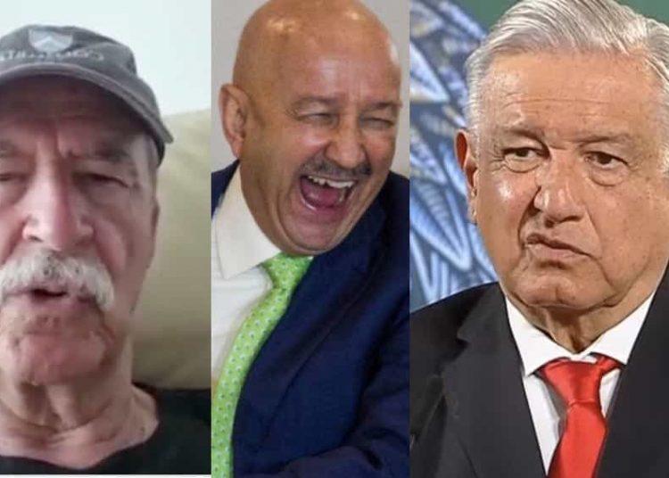 """""""El PRI y Salinas hicieron grandes cosas por México"""": Fox respondió a AMLO"""