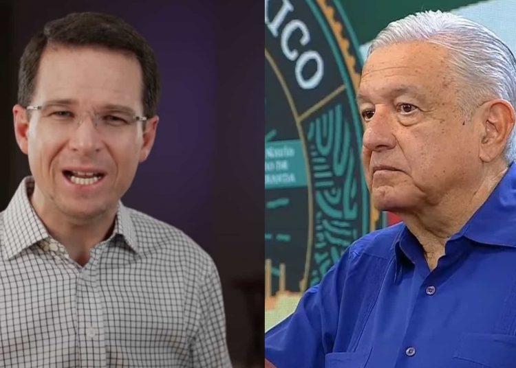 """Ricardo Anaya asegura que el día que solicitó la carpeta de investigación en su contra, la FGR ordenó reabrir el caso cerrado en 2018 de Emilio Lozoya; señala que ya le quedó claro que AMLO """"no va a parar"""""""