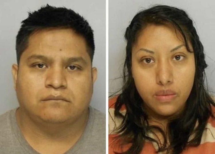 Los detectives arrestaron a Juan Martínez, de 31 años, y a Nancy Martínez, de 32, ambos de Gainesville, Georgia