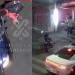 Tras la llamada del repartidor, despachadores del C2-Norte, lograron captar en las videograbaciones el momento en el que el afectado es agredido y despojado de sus pertenencias por una pareja que circulaba en una motocicleta.