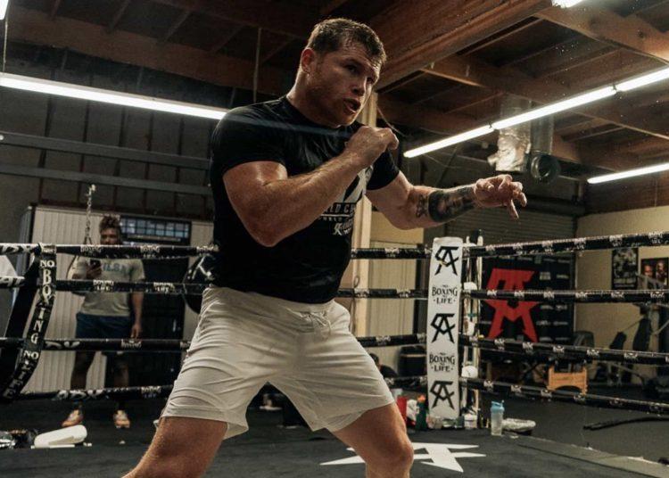 """El boxeador mexicano Saúl """"Canelo"""" Álvarez se hartó de las críticas y lanzó una apuesta para cualquiera que pueda probar que es culpable del doping"""
