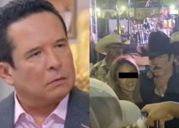 """""""Viejito rabo verde"""": Gustavo Adolfo Infante arremete contra Lalo Mora tras tocar a una fan"""