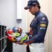 Checo Pérez sube al podio en el Gran Premio de Turquía de la Fórmula 1 tras terminar la carrera en tercer lugar.