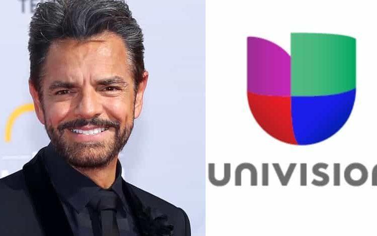 """El comediante resaltó que contará con el """"Canal Derbez"""" en la nueva plataforma de streaming que lanzará Univisión el año entrante."""