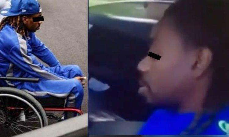 La policía de Dayton, en Ohio, abrió una investigación por la detención de Clifford Owensby, de 39 años, a quien agentes lo sacaron a rastras de su vehículo a pesar de que sufre paraplejia
