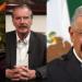 Fox cuestionó a López Obrador luego de que presuntamente Emilio Lozoya fue captado en un restaurante de la CDMX.