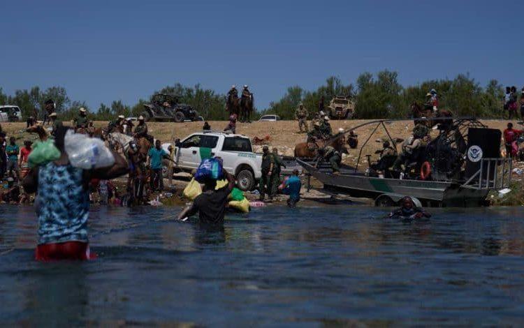 La Organización Internacional para las Migraciones reveló que cada día deportaban 477 haitianos.