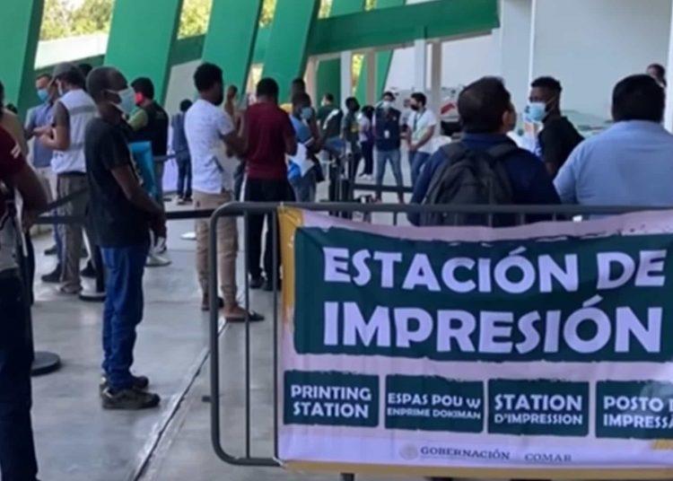 El Instituto Nacional de Migración mencionó que es con el fin de salvaguardar y respetar los derechos humanos de quienes se trasladan a otros lugares.