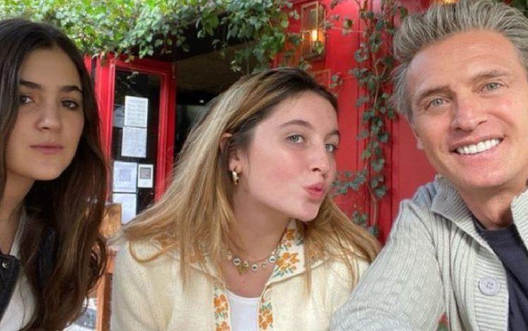 El actor sorprendió a todos al hablar sobre el padre de Valentina, su primera hija