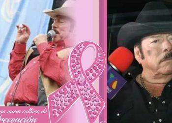 El cantante mostró su apoyo a la lucha contra la enfermedad en redes sociales y los usuarios tomaron la acción con humor por las últimas polémicas del artista.