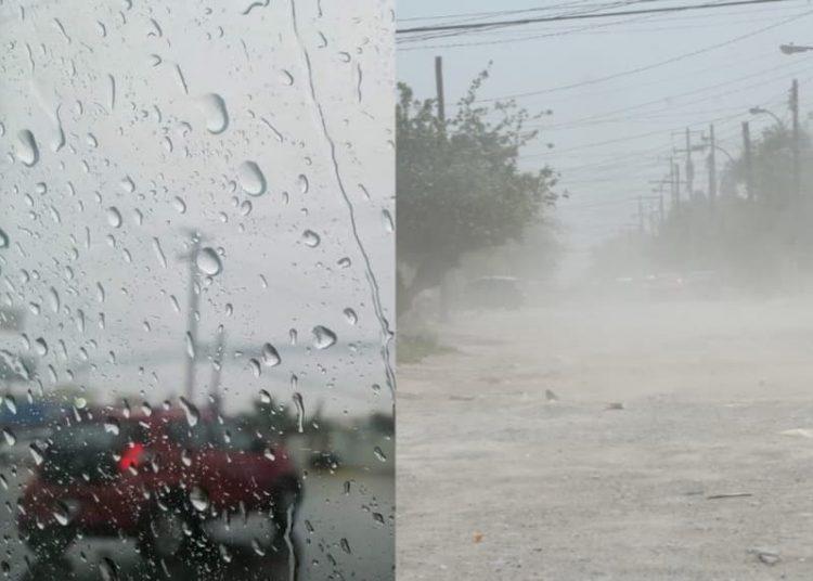 Esta mañana se formó la Depresión Tropical Dieciséis-E en el Océano Pacífico, aproximadamente a 400 km al sur-suroeste de Lázaro Cárdenas, Michoacán.