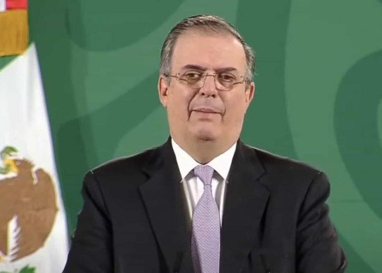 Marcelo Ebrard reafirmó que buscará ser el candidato de Morena a la presidencia de México en 2024, aunque dijo, antes tiene el compromiso de sacar adelante su responsabilidad como canciller.