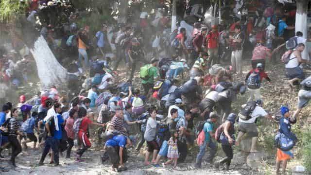 Gerónimo Gutiérrez Fernández señaló que debe existir control en las fronteras y una gestión ordenada del fenómeno migratorio.