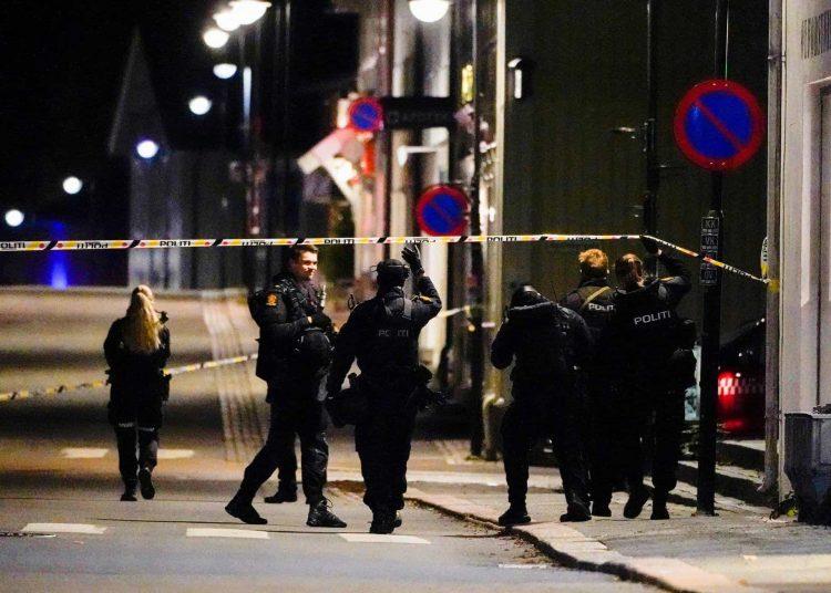 El ataque sucedió por la tarde y el sospechoso fue arrestado 20 minutos después del atentado.