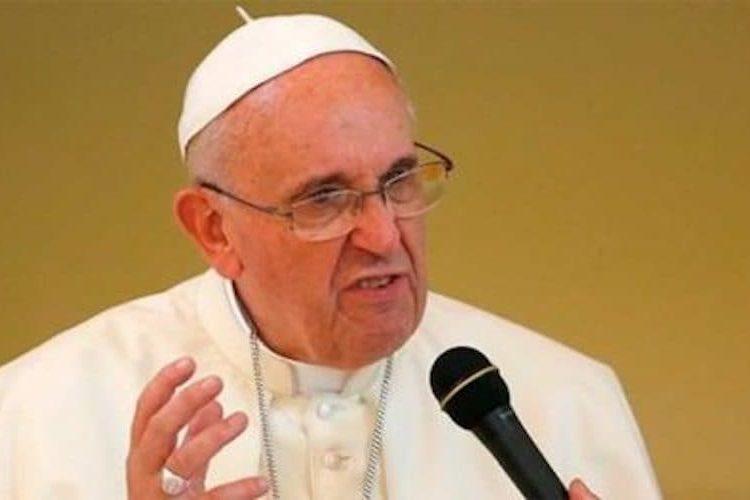 El líder religioso lamentó que las expectativas para el 2030 puedan estar retrocediendo.