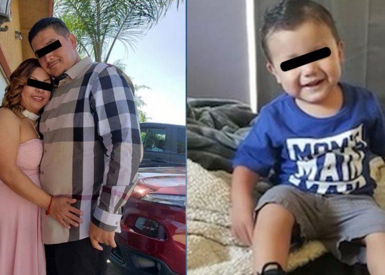 Hallan muertos en México a pareja estadounidense y su hijo