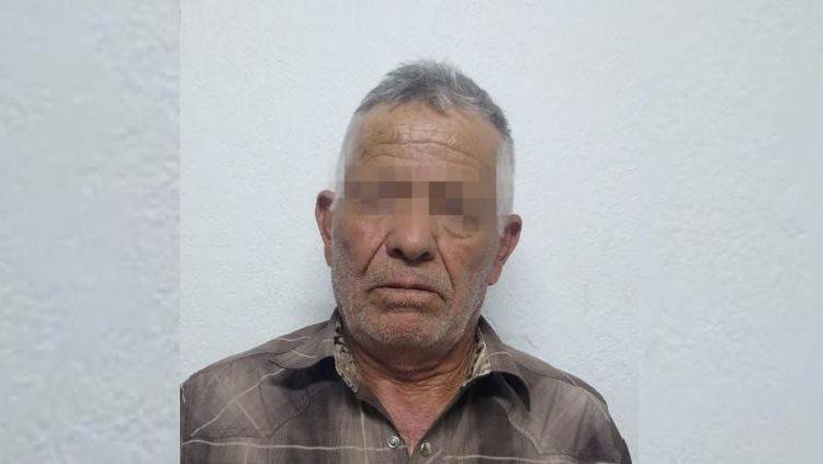 Detuvieron a anciano por presuntamente violar a menor