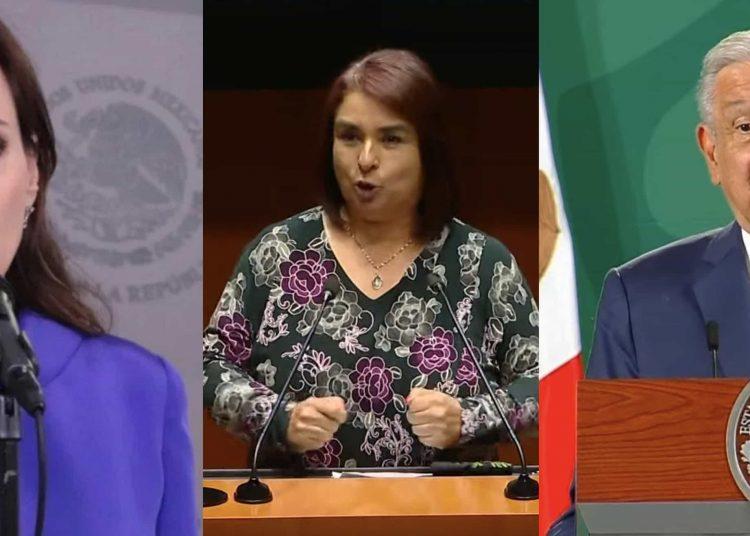 Vázquez Alatorre también añadió que Lilly Téllez era una traidora al pueblo de Sonora, a sus electores e incluso al propio López Obrador