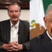 Vicente Fox se lanza contra AMLO y lo llama ignorante; el litio pertenece a la Nación, asegura
