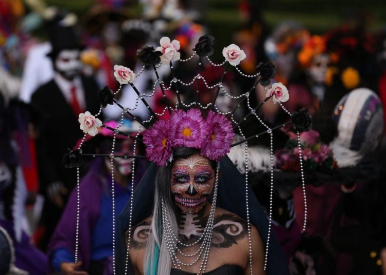 """Desfile de """"Día de Muertos"""" será dedicado a víctimas de la pandemia"""
